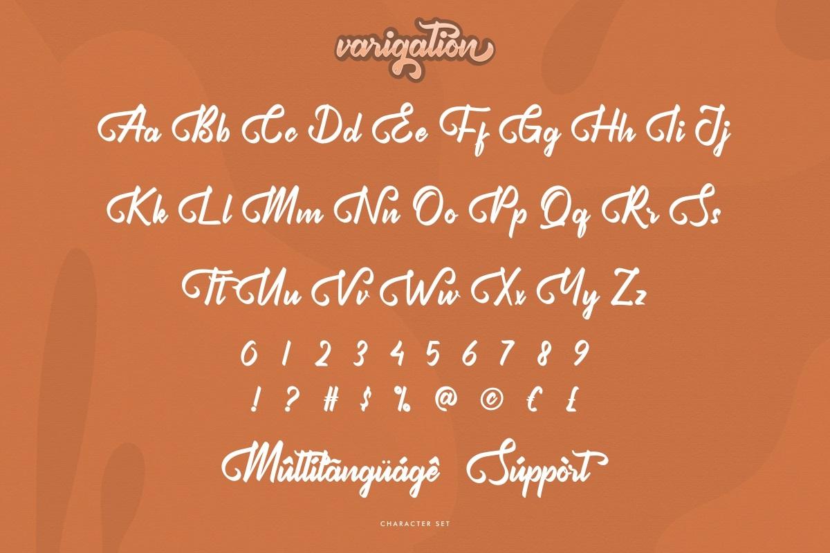 Varigation-Font-3