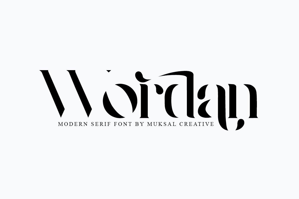 Wordan-Font