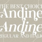 Andine Font