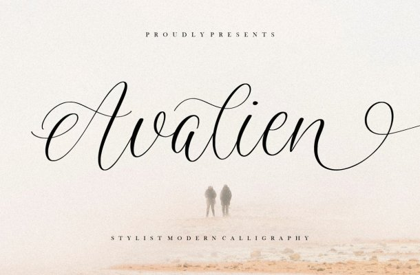 Avalien Font