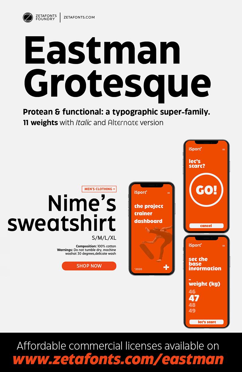 Eastman-Grotesque-Font