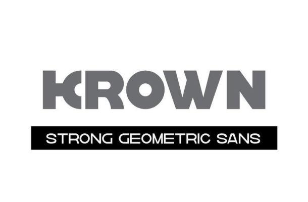 Krown-Font