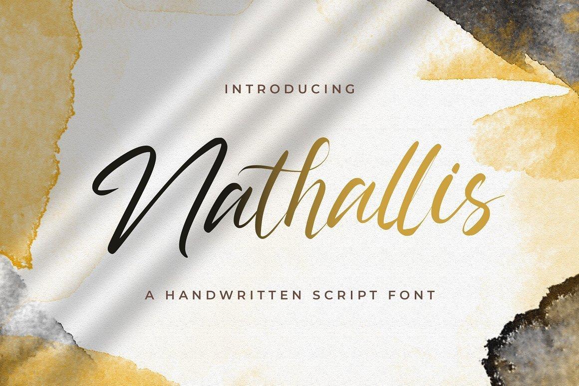Nathallis-Font