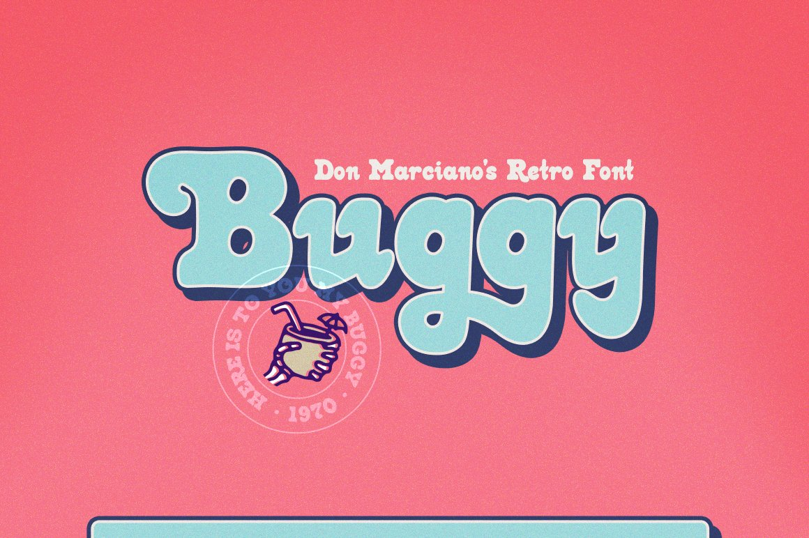Buggy-Font
