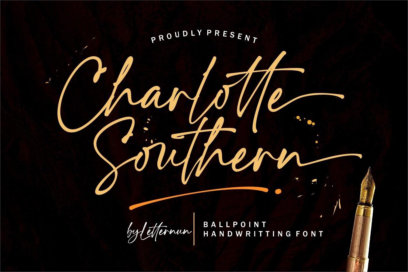 Charlotte-Southern-Font