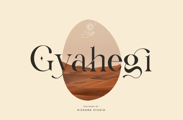 Gyahegi Font