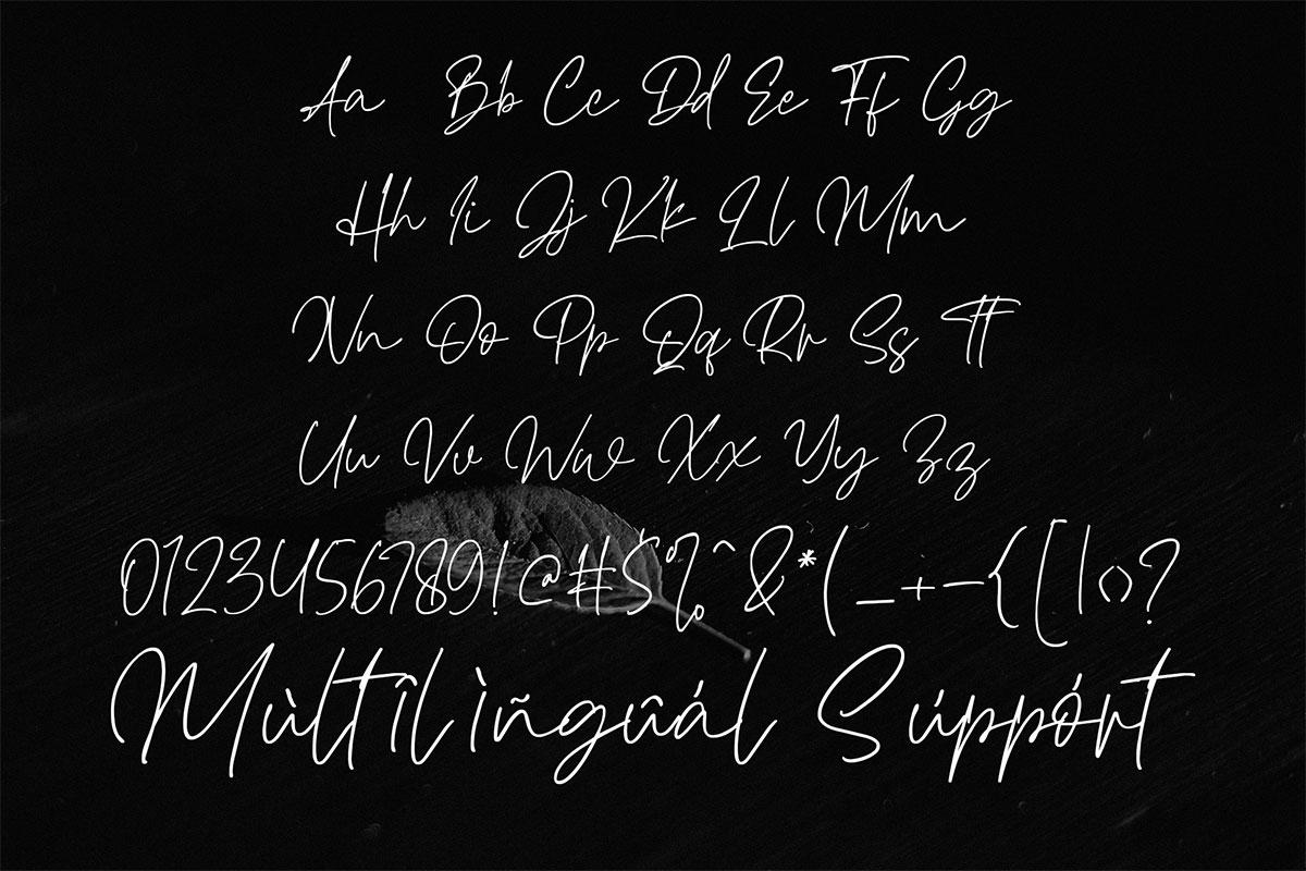 Haverink-Font-3