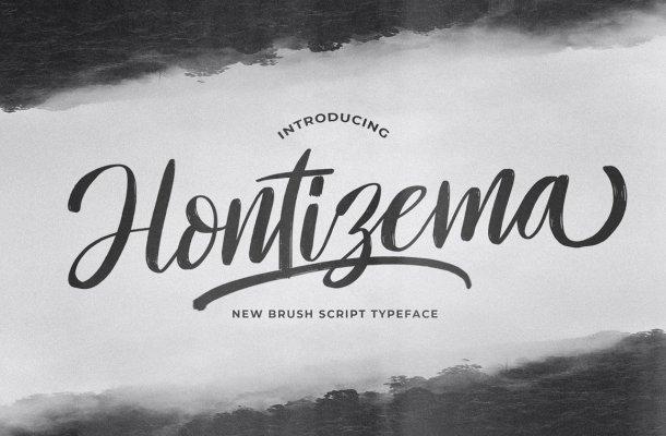 Hontizema-Font