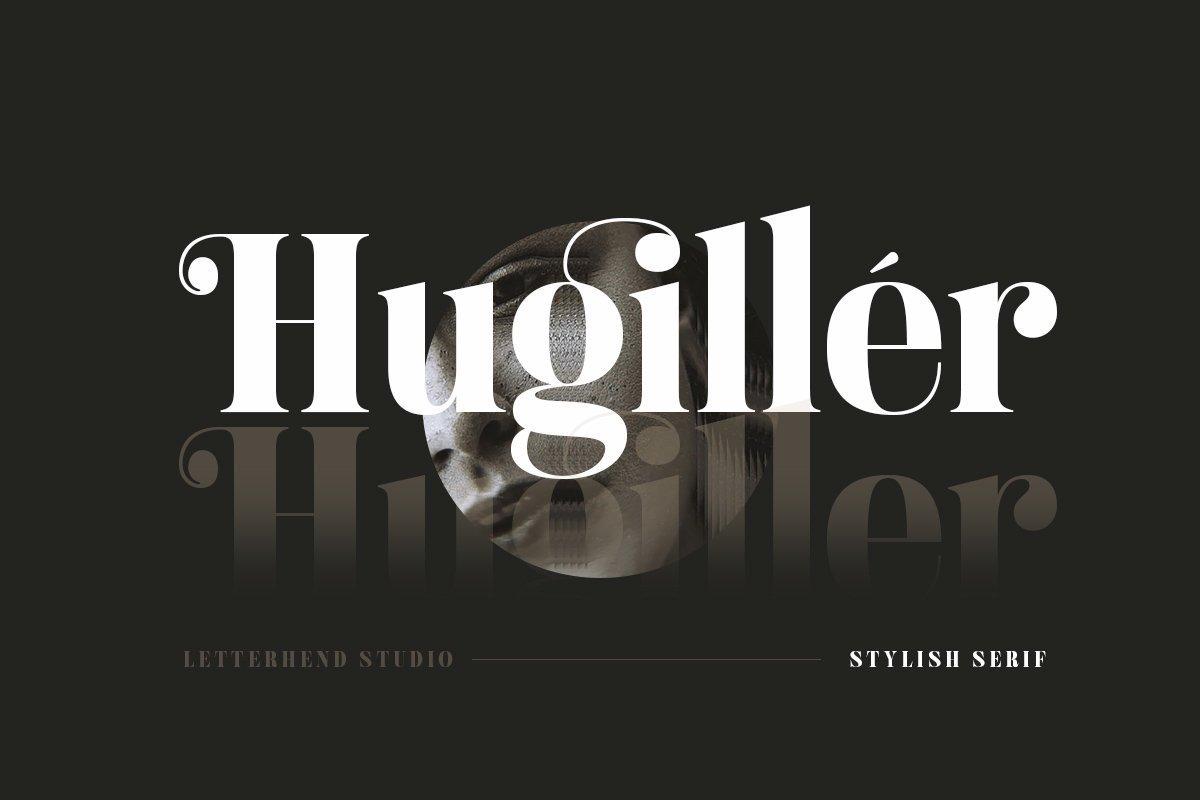 Hugiller-Font
