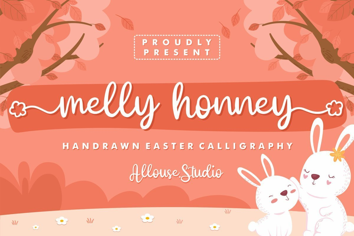 Melly-Honney-Font