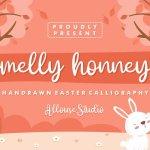 Melly Honney Font