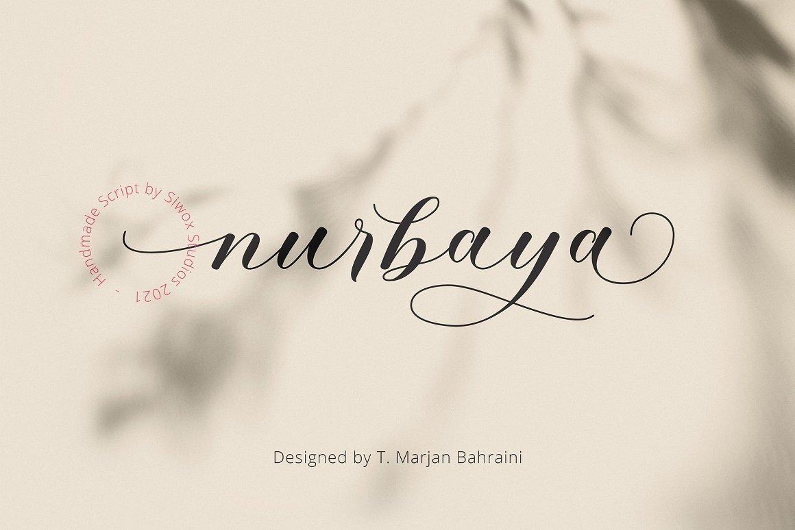 Nurbaya-Modern-Calligraphy-Font-1