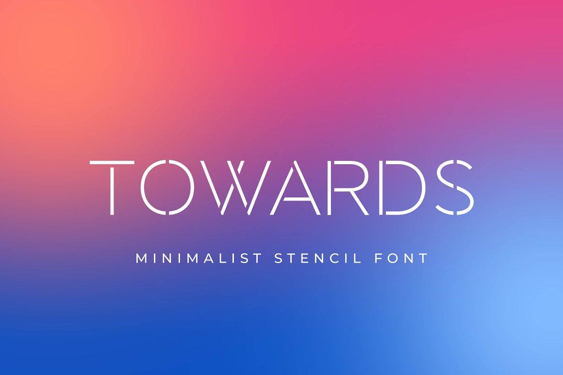 Towards-Font