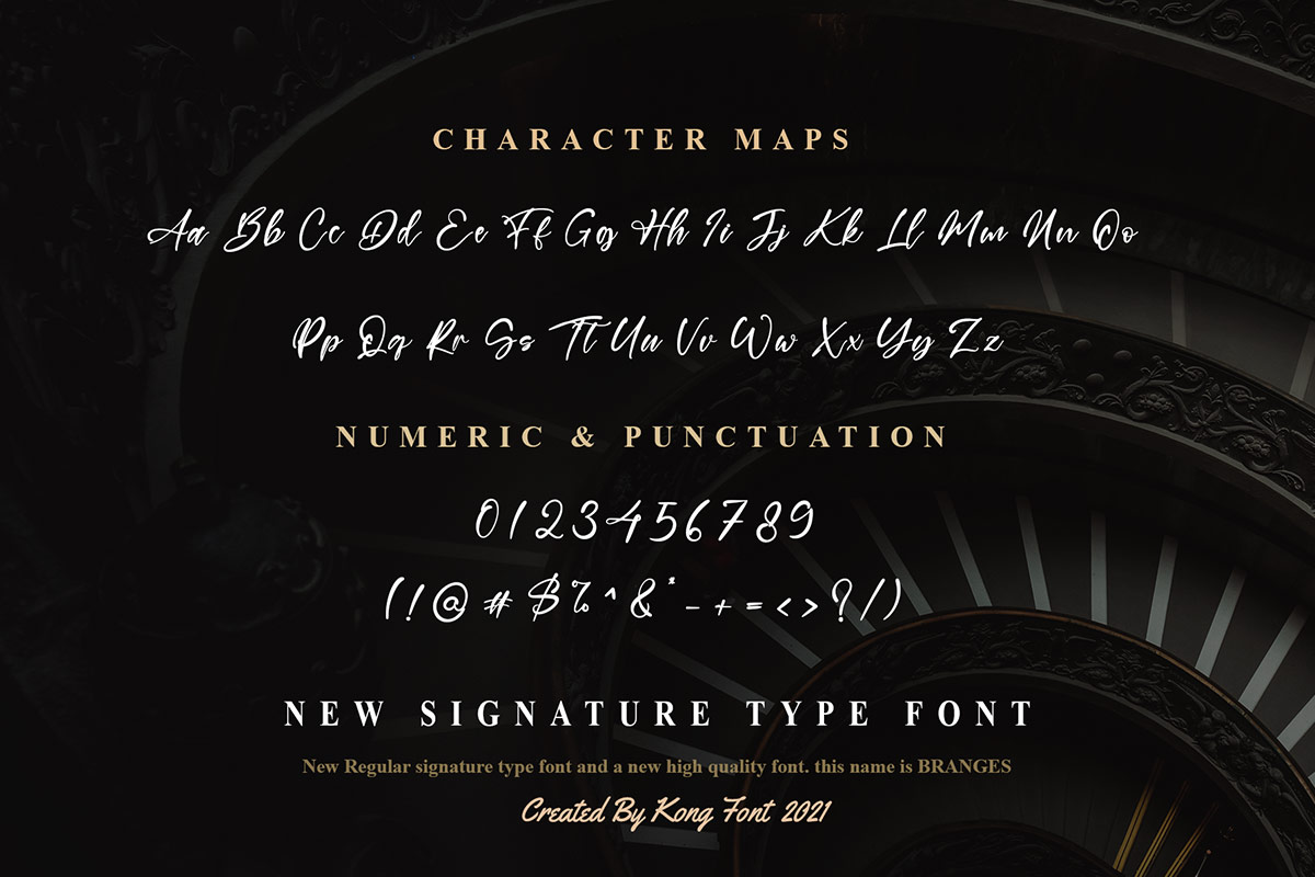 Branches-Font-3