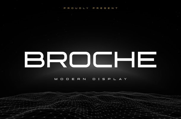 Broche-Font