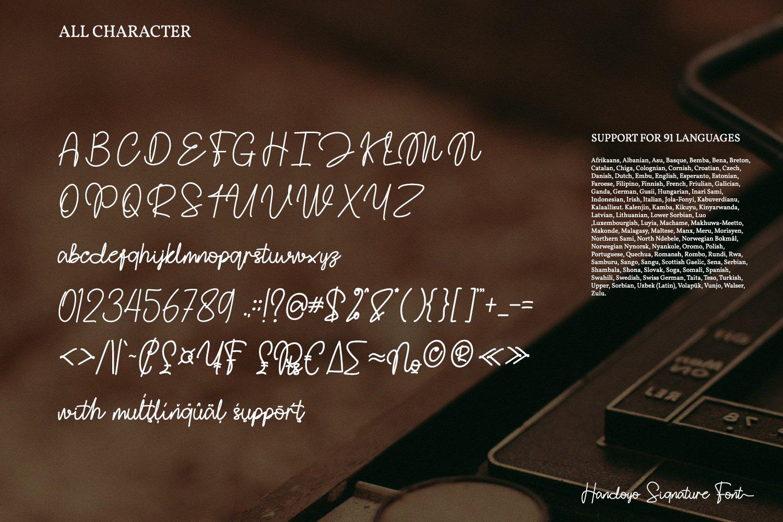 Handoyo-Signature-Font-3