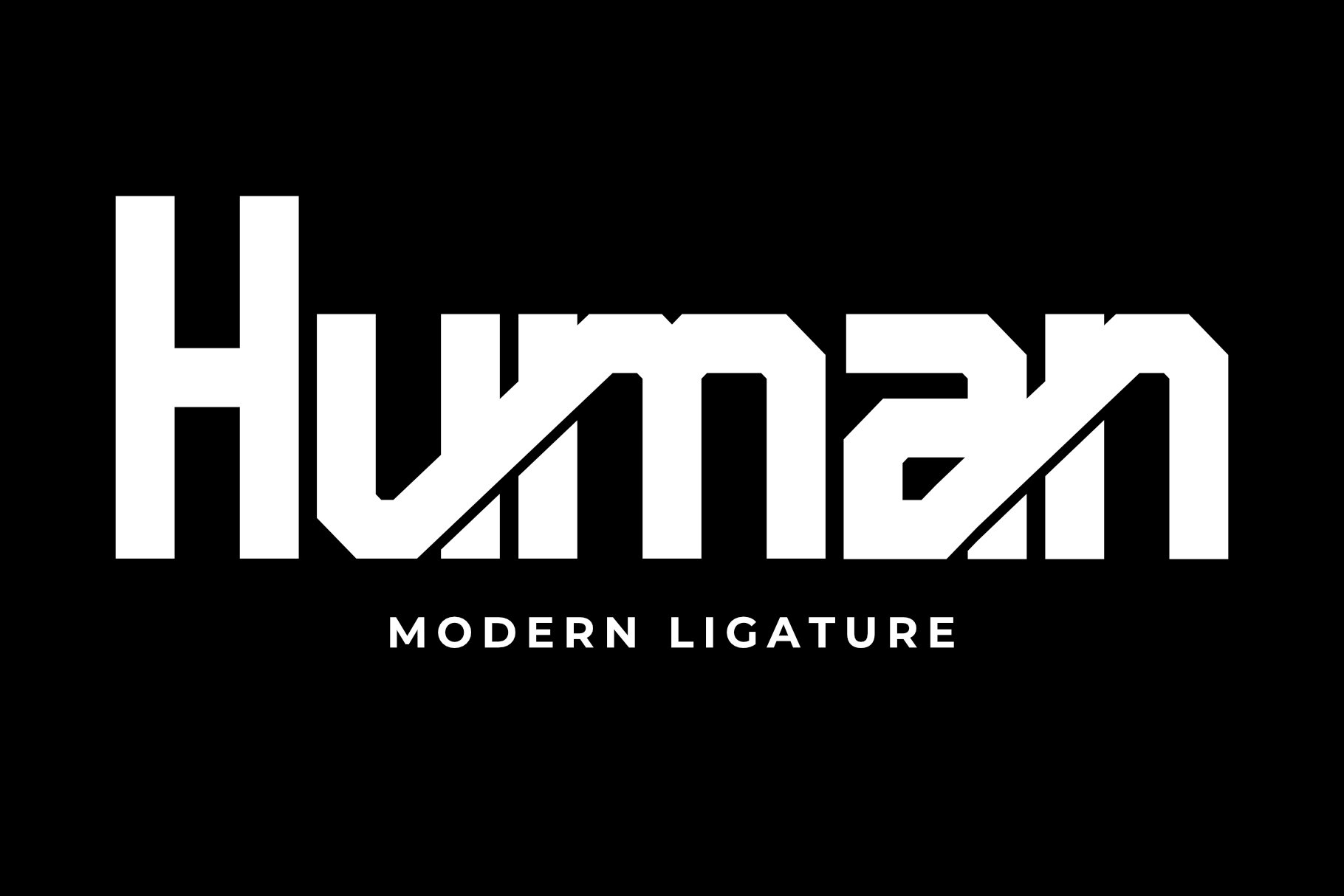 Human-Font