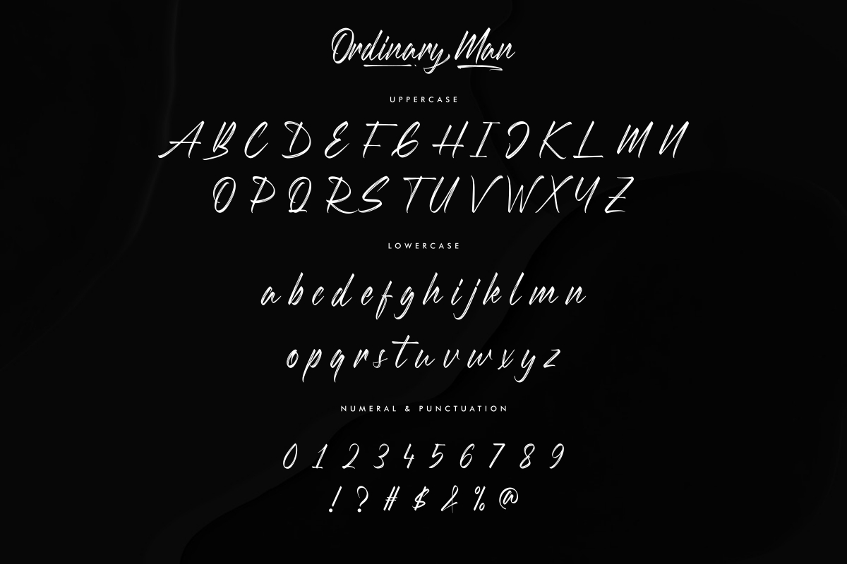 Ordinary-Man-Font-3