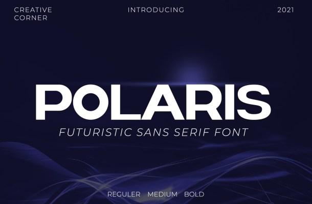 Polaris-Font