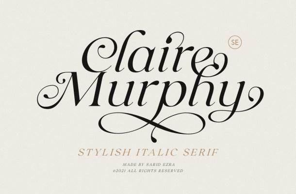 Claire-Murphy-Font