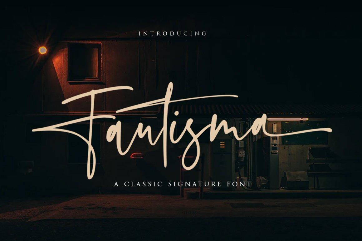 Fautisma-Font