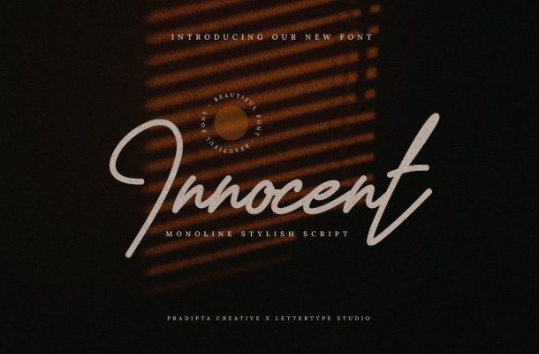 Innocent-Font