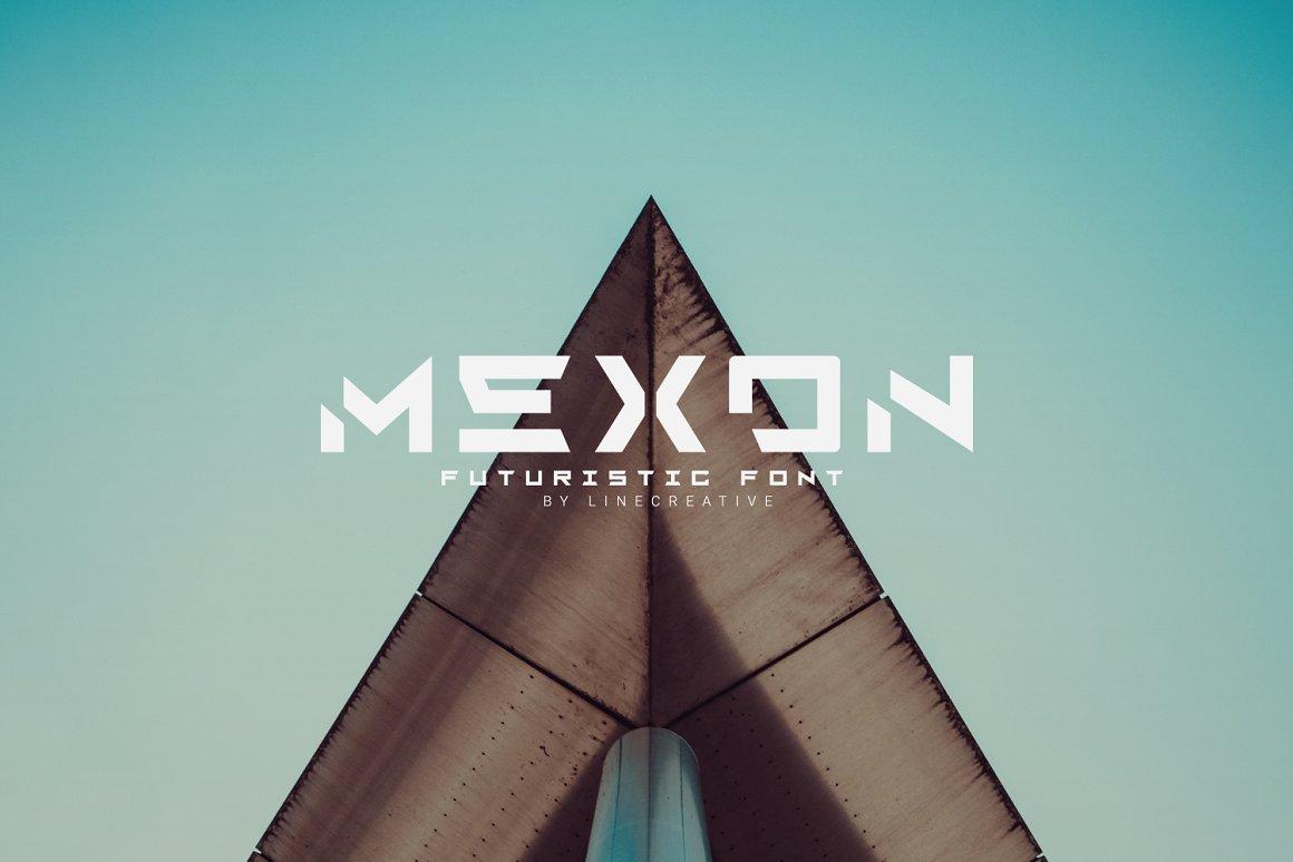Mexon-Font