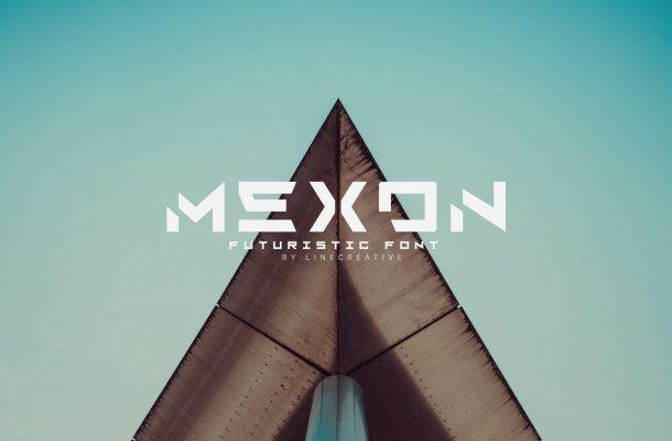 Mexon Font