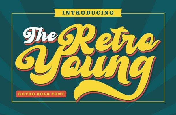 Retro-Young-Font