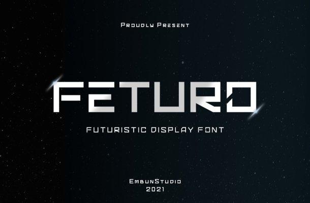 Feturo-Font
