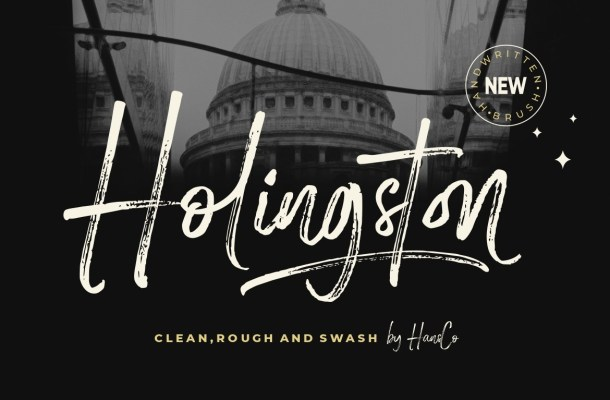 Holingston-Font