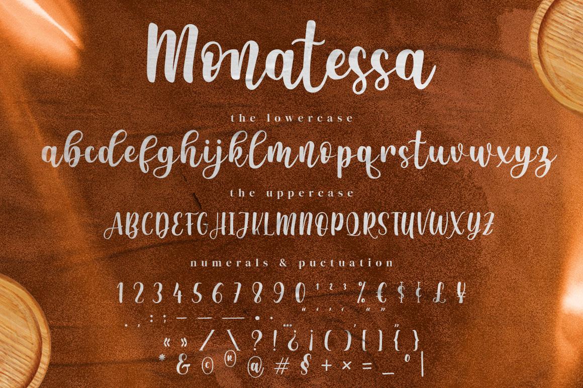 Monatessa-Font-3