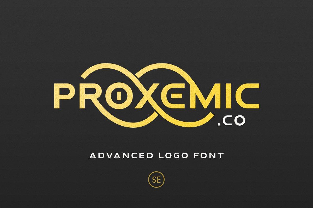 Proxemic-Font