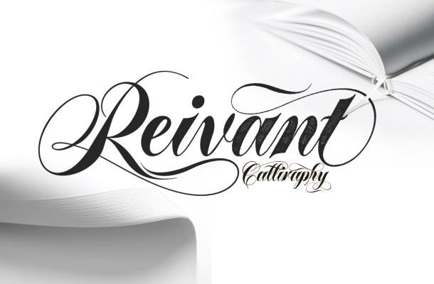 Reivant-Font