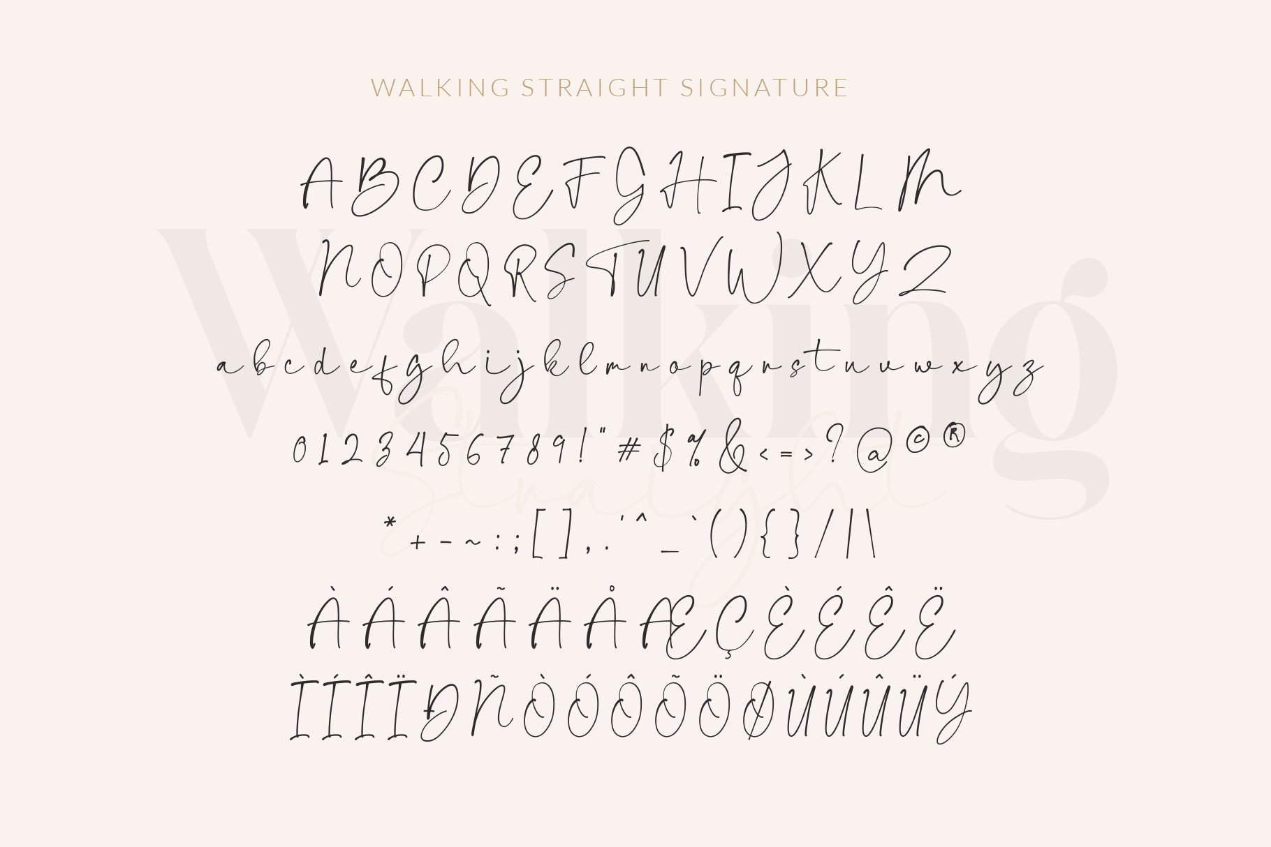 Walking-Straight-Font-Duo-3