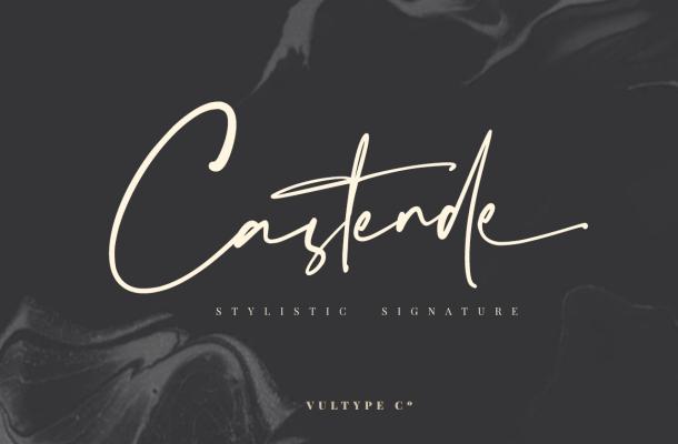 Castende Font