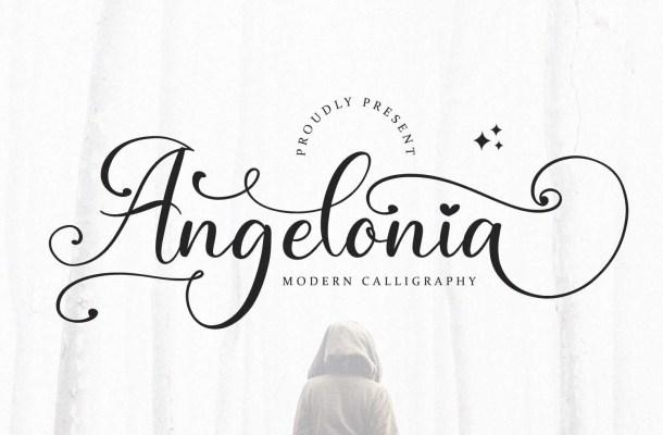 Angelonia-Font