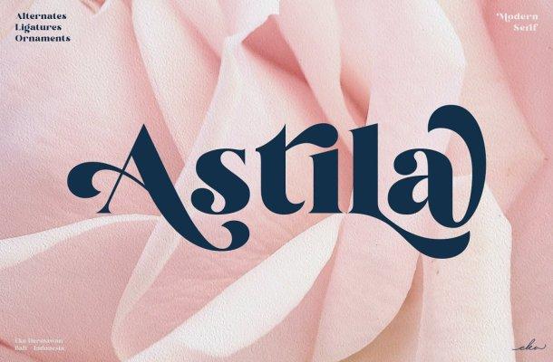 Astila Font