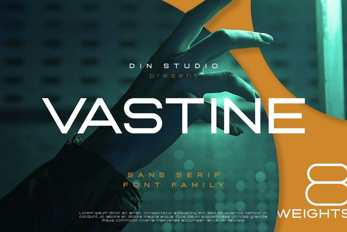 Vastine-Font