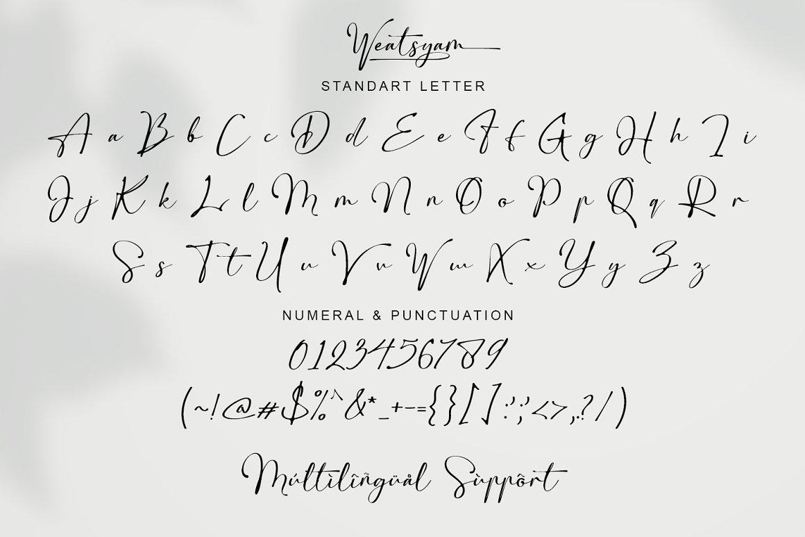 Weatsyam-Font-3