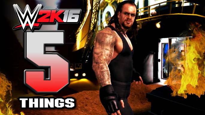 download Free Full Version WWE 2k16 PC