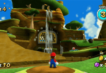 Download Super Mario Galaxy ISO