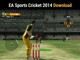 Download EA Sports Cricket 2014 for PC