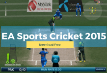 EA Sports Cricket 2015 Pc Game Free Download Full Version