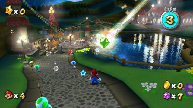 Super Mario Galaxy ISO