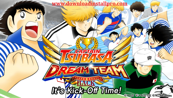 Download Captain Tsubasa Dream Team Hack - 02