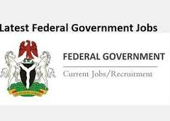 Federal Government Recruitment Job 2021/2022 Application Form is Out
