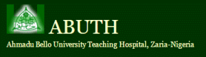 ABUTH School Of Nursing Form 2021