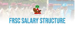 FRSC Salary Structure