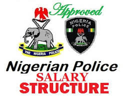 Nigeria Police Force Salary Structure